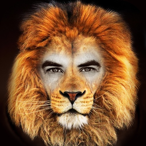 Iphone Wallpaper Changer App Animal Head Photo Editor Funny Face Changer And Pic