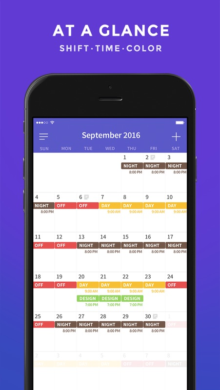3 Minutes to Hack Shift Work Days - Calendar Planning for Shift