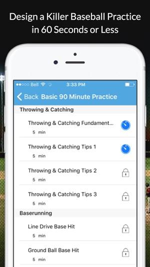 Baseball Blueprint on the App Store - fresh baseball training blueprint