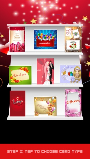 Holiday Greeting Card Maker - Merry Christmas and Happy New Year