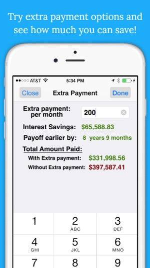 Easy Mortgages - Mortgages Calculator on the App Store