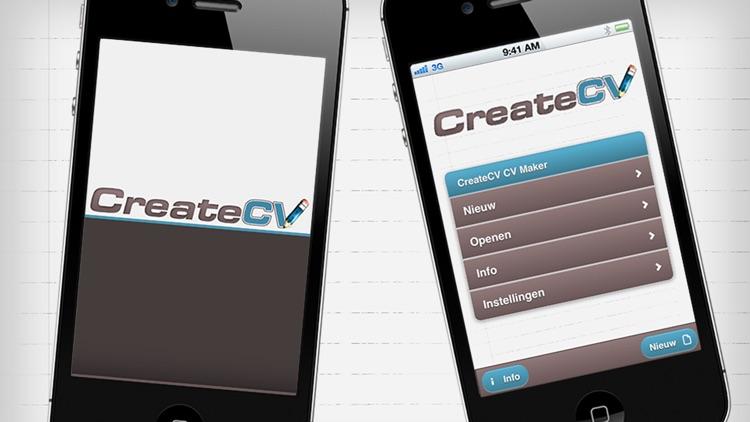 CreateCV Résumé Creator by Moonesh Shibdoyal