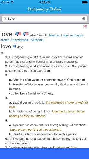 Dictionary - The Dictionary Online on the App Store