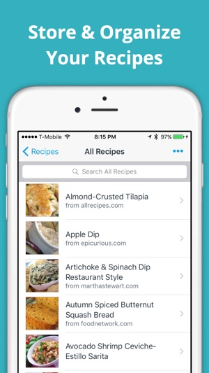 AnyList on the App Store