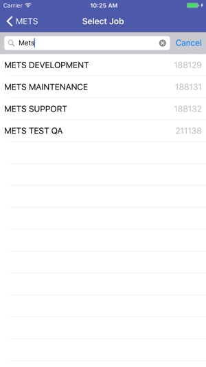 METS - Electronic Timesheet System on the App Store