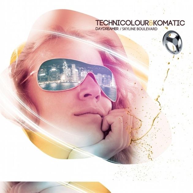 Skyline Boulevard - Technicolour & Komatic