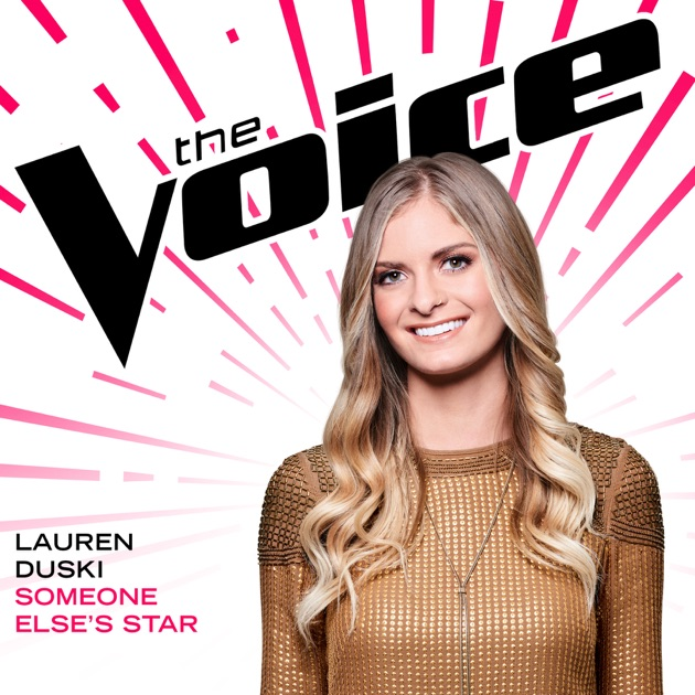Someone Else's Star (The Voice Performance)