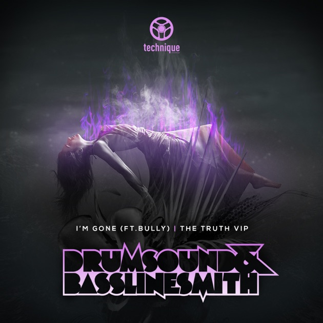 I'm Gone (feat. BullySongs) - Drumsound & Bassline Smith
