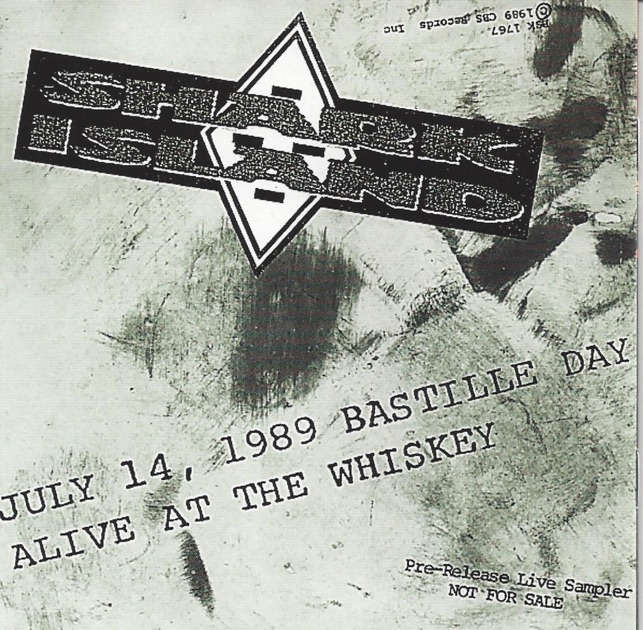 Alive At the Whiskey by Shark Island