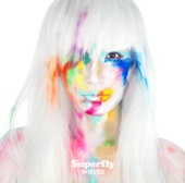 Superfly - WHITE アートワーク