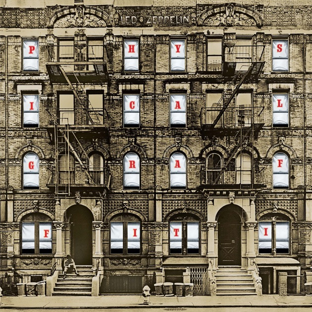 Physical Graffiti (Remastered) by Led Zeppelin