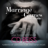 CD Reiss - Marriage Games: The Games Duet (Unabridged)  artwork