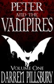 Darren Pillsbury - Peter And The Vampires (Volume One)  artwork
