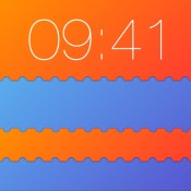 Slick - Fancy Lock Screen by Customizing your Wallpapers