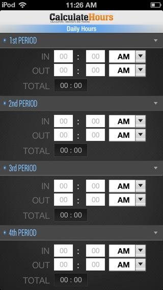 Timesheet Calculator Employee Timesheet Calculator With Lunch - biweekly time sheet calculator