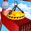 Andrew Kudrin - Harbor Tower Crane Simulator 2017 Full アートワーク