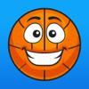 Monoara Begum - BasMoji - basketball emoji & stickers keyboard app アートワーク