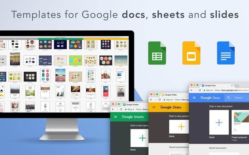 Google Docs Templates by GN 40 \u2013 Templates for Google Docs macOS