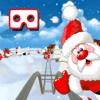 Roman Pusnik - VR Christmas Journey Joy Ride アートワーク