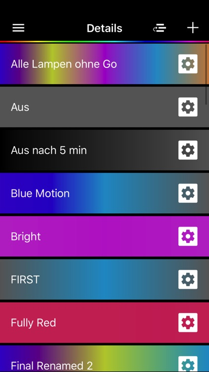 all 4 hue (for Philips Hue) by Rene Wahl - esszimmer 2 wahl