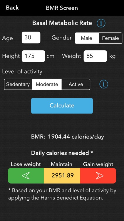 Mighty Scale - Simple Weight Loss And Body Metrics Tracker by Tei