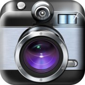 Fisheye Pro - Camera with Film, LOMO Lens, Editor