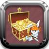 Igor Duarte - Fantasy Treasure of Fortune Island - Big Jackpot Casino Game アートワーク