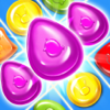 HandStar Games : Fun game for girls and kids - Candy Heroes 2 - Match sugar & cookie to hit goal アートワーク