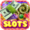William Collett - Money Candy Casino Slots Jackpot with Free Spins アートワーク