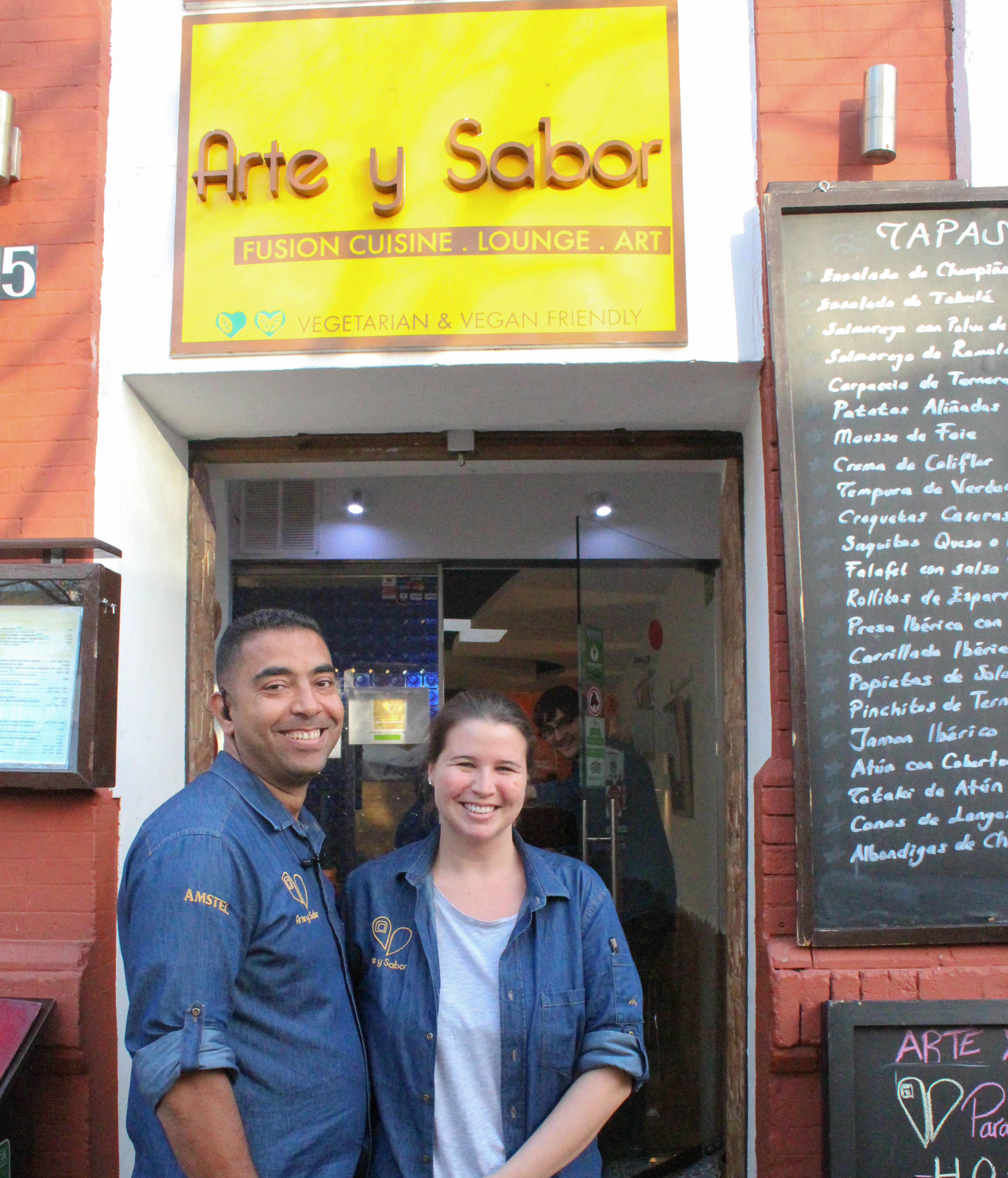 Arte Com Sabor Go Where The Locals Go Arte Y Sabor Isa Study Abroad Student Blog