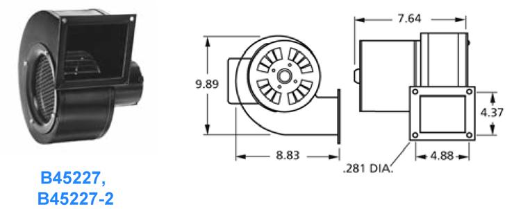Fasco B45227 Blower Wiring Diagram - Data Wiring Diagrams