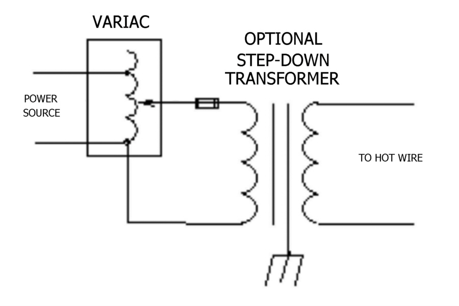 variac transformer wiring diagram for