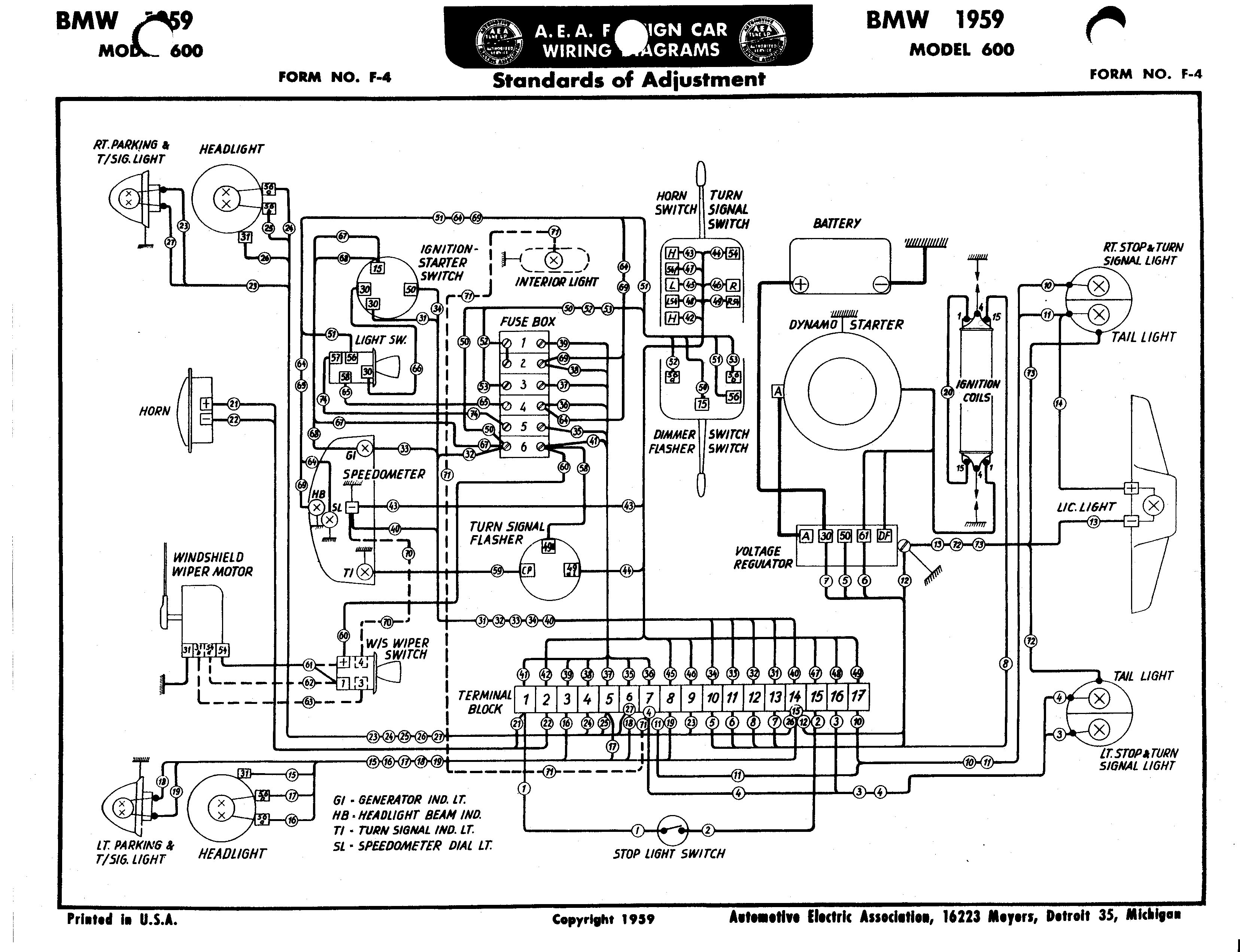 electrical wiring diagram bmw