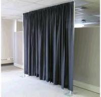8 FOOT PIPE UMBRA BLACKOUT DRAPE LF Rentals Portland OR ...