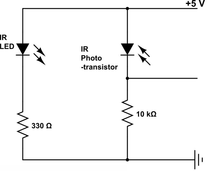 sensor circuit ldr circuit circuit sensor