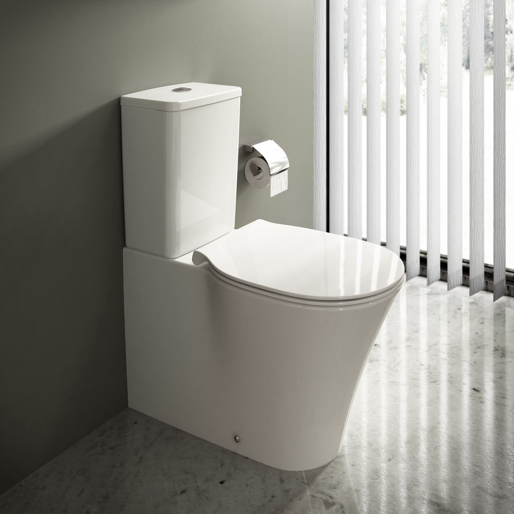 Connect Wc Ideal Standard E0137 Floor Standing Wc Bowl Btw For