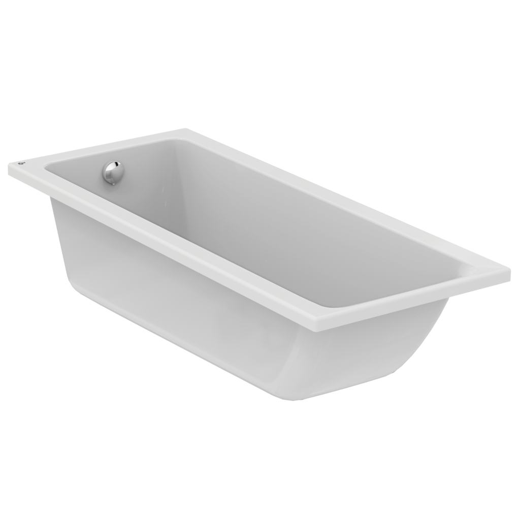 Ideal Standard T3617 Rectangular Bathtub For Drop In