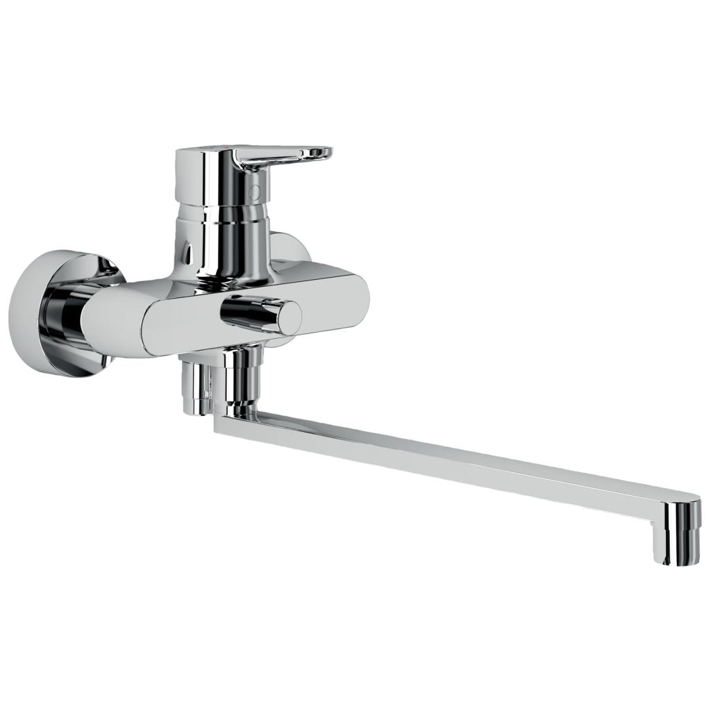 Ideal Standard Connect Blue Ideal Standard B9923 Bath Shower Exposed Mixer With Long