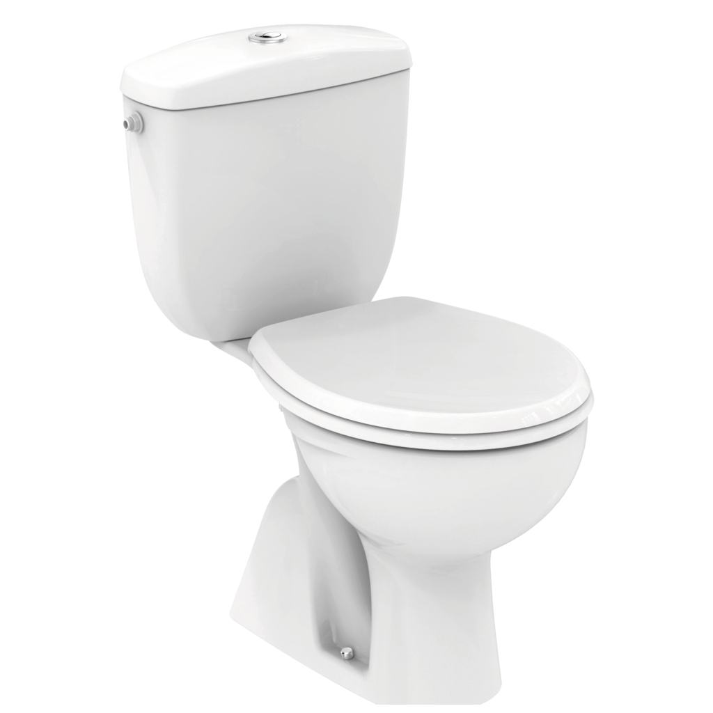Wc Urinal Kombination Wc Combination Slim Vertical Outlet Vidima