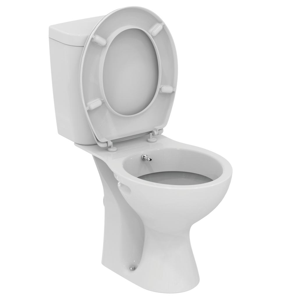 Wc Urinal Kombination Floor Standing Close Coupled Wc Combination With Bidet