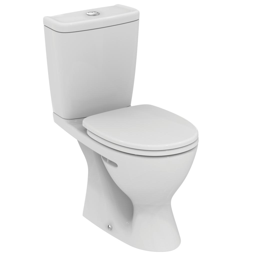 Wc Urinal Kombination Plus Wc Combination Vertical Outlet Vidima