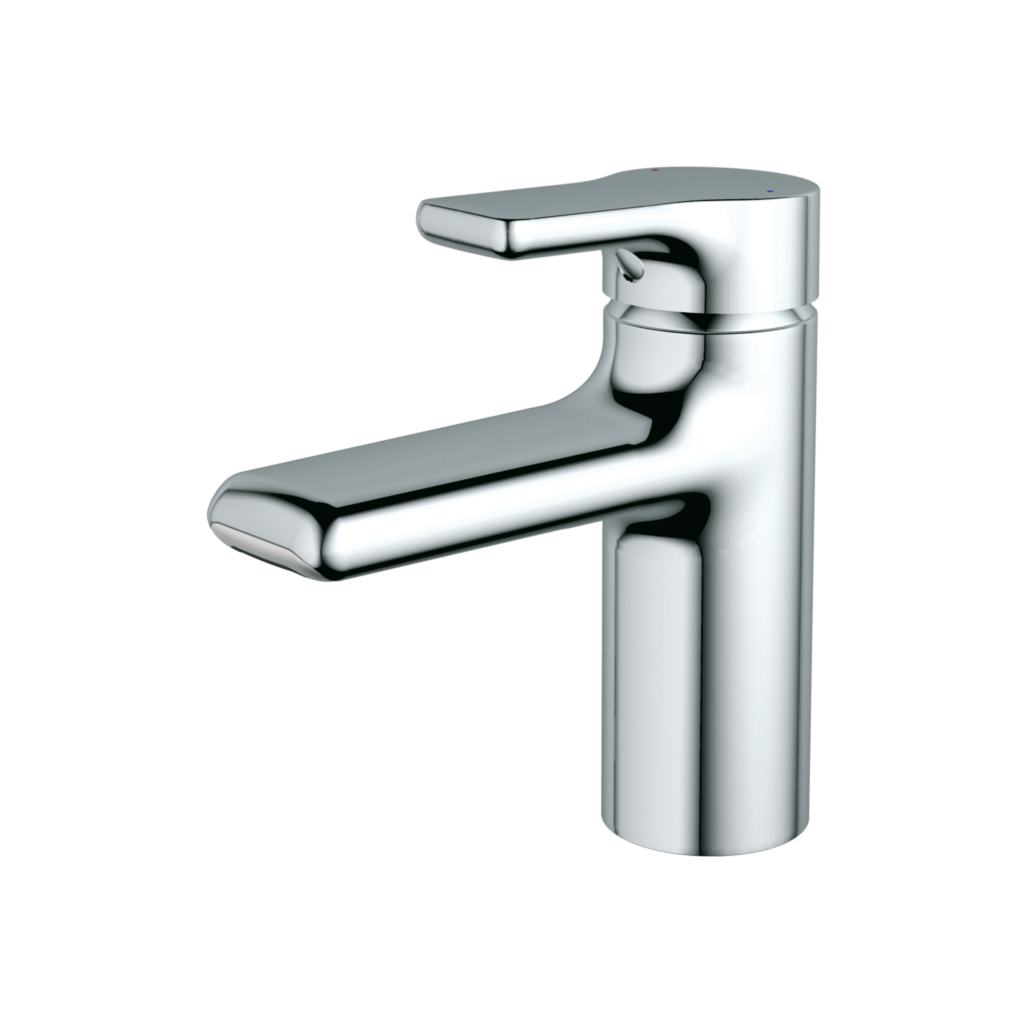 Badarmaturen Ideal Standard Product Details A4597 Basin Mixer With Waterfall Outlet And Pop