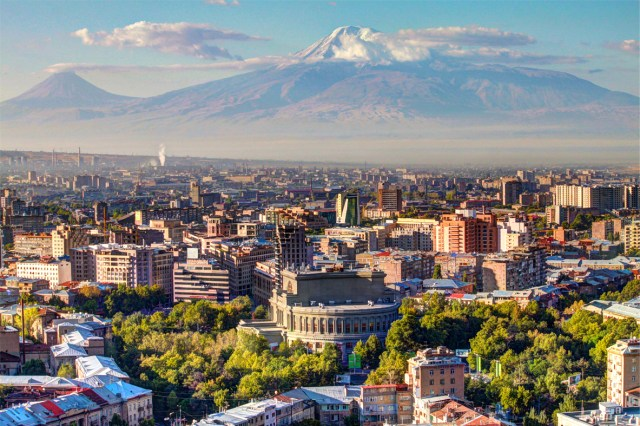 Pink City, Armenia (besttravel.am)