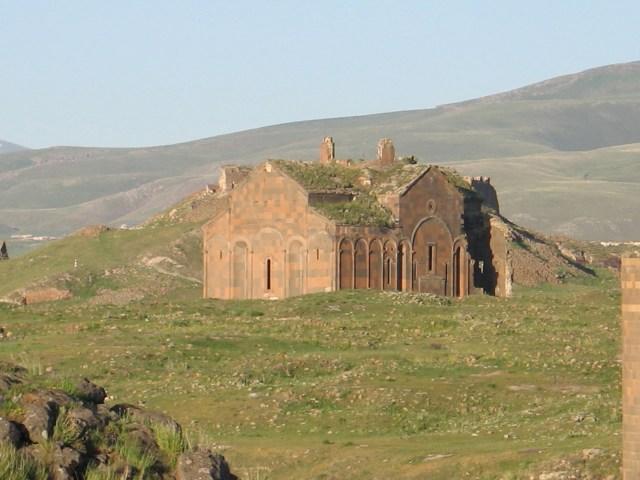 Situs Arkeologi Ani, Turki (ilkehaberajansi.co.tr)