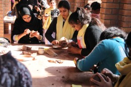 Pottery workshop1