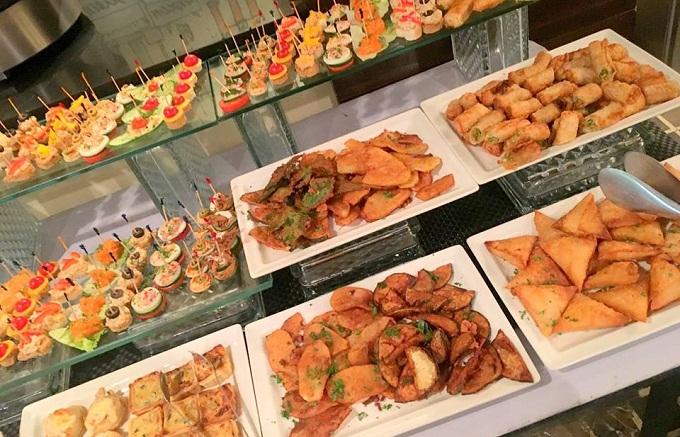 street 1 cafe Ramadan deals Islamabad