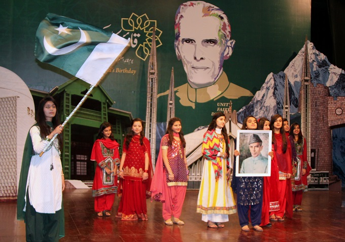 Pakistan National Council of Arts organized week-long activities to celebrate Quaid-e-Azam Muhammad Ali Jinnah's 141st birth anniversary
