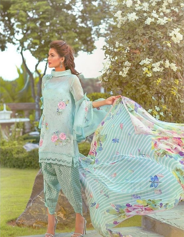 Farida Hasan Eid collection 2017