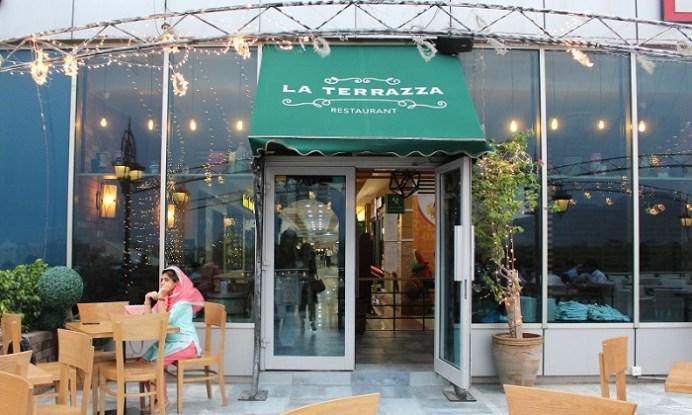 Welcome to La Terrazza. Photo: Islamabad Scene