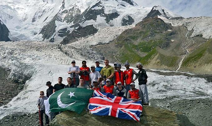 Pakistan, UK team completes joint Karakoram Expedition